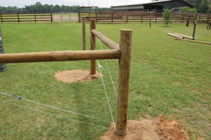 Choosing The Right Posts For Wire Fencing Durable Amp Long