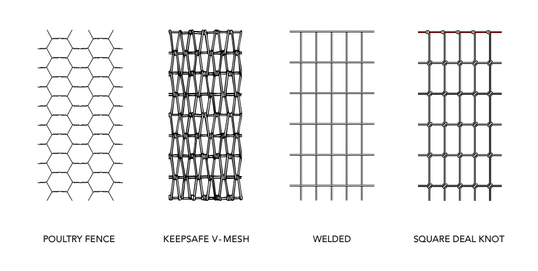 Mesh Design illustrations