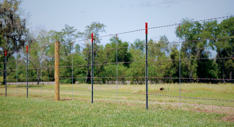 Fence Post Spacing