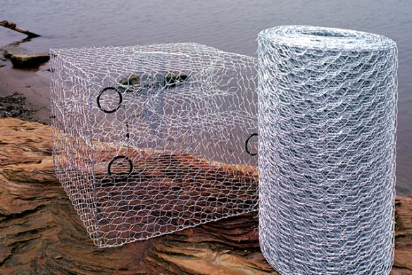 Salt Water Netting