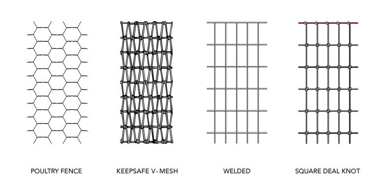 Mesh Design illustrations