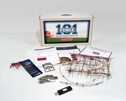 Fence 101 kit
