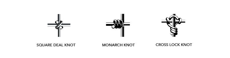 Fence Basics-knots